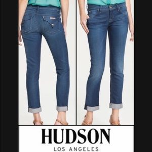 💋 Hudson Straight Leg Jeans Exclusively Nordstrom